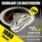 Downlight Led Abatible