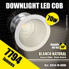 Downlight Led Comercial