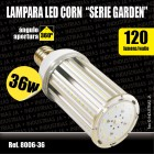 Lámpara LED CORN GARDEN